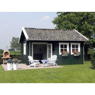 Afbeelding 43 van Azalp CLASSIC blokhut Cottage Style Cumberland 520x430 cm, 45 mm