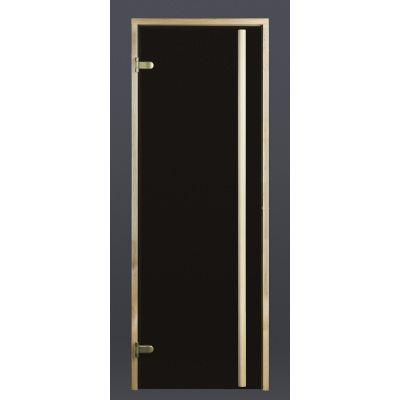 Afbeelding 6 van Ilogreen Saunadeur Exclusive (Elzen) 89x199 cm, bronsglas