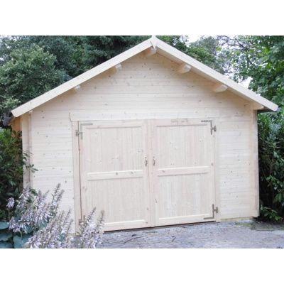 Afbeelding 13 van Azalp Garage Keutenberg 380x536 cm, in 45 mm