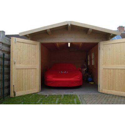 Afbeelding 17 van Azalp Garage Thijs 470x570 cm, 95 mm