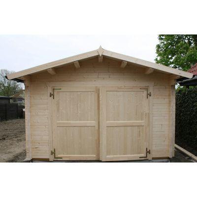 Afbeelding 10 van Azalp Garage Thijs 500x800 cm, 60 mm