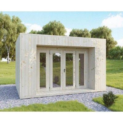 Hauptbild von SmartShed Gartenhaus Nicho 464x302 cm