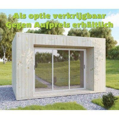 Afbeelding 15 van SmartShed Blokhut Nicho 423x302 cm