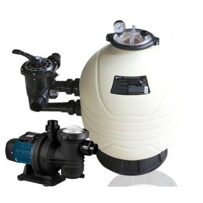 Afbeelding 2 van Royal Blue Filterset 10 m3/u (FCP-370S + MFS20)