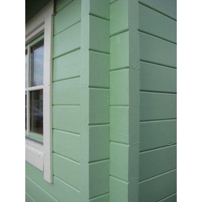 Bild 11 von Azalp Blockhaus Cottage Style Cumberland 520x430 cm, 45 mm