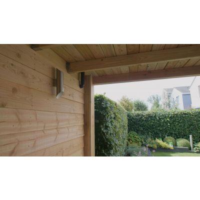 Afbeelding 4 van WoodAcademy Onyx Excellent Douglas Overkapping 500x400 cm