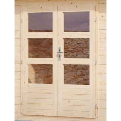 Afbeelding 3 van Woodfeeling Bastrup 3, zijluifel 300 cm (91532)