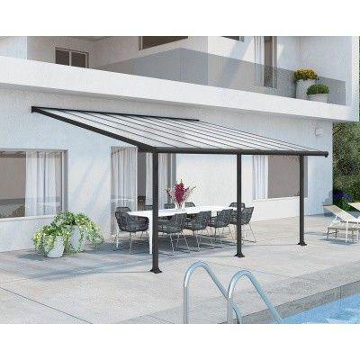 Bild 7 von Palram Olympia patio cover 3X5.46 grau
