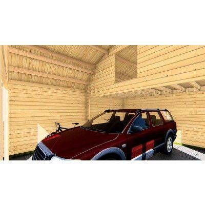 Bild 20 von Graed Mississippi Garage 500x595 cm, 44 mm