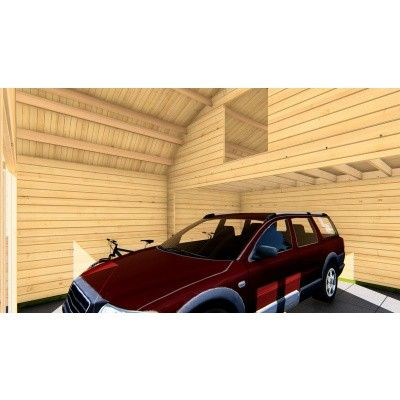Afbeelding 20 van Graed Mississippi Garage 500x595 cm, 44 mm