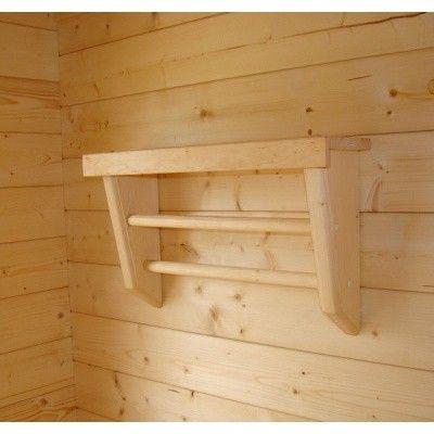 Afbeelding 4 van Azalp Sauna Handdoekhouder