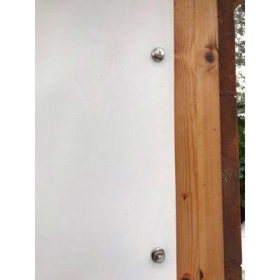 Afbeelding 6 van Azalp Verandazeil met raam 1.80-3.00 meter