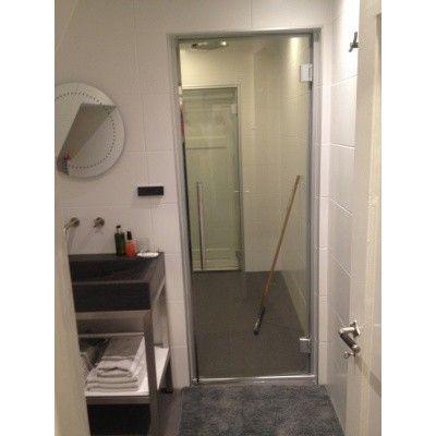 Afbeelding 6 van Hot Orange Stoombad deur Au Lux 80x210 cm, blank