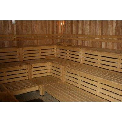 Afbeelding 15 van Azalp Saunabanken geheel op maat