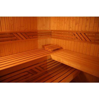 Afbeelding 4 van Azalp Sauna Hoofdsteun Elzen