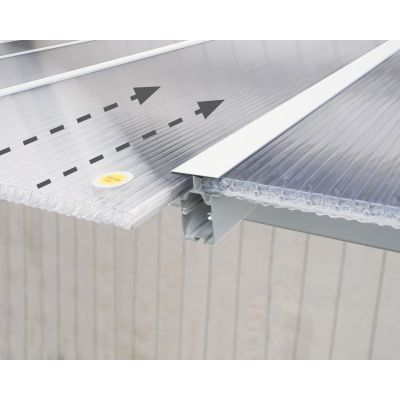 Bild 3 von Palram Olympia patio cover 3X4.25 weiß