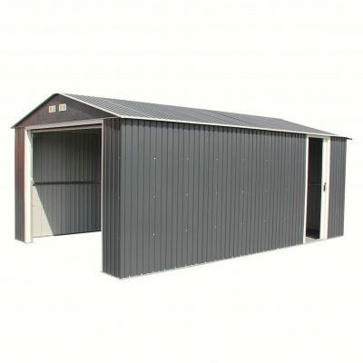 Afbeelding 7 van Duramax Garage Antraciet 604x370 cm