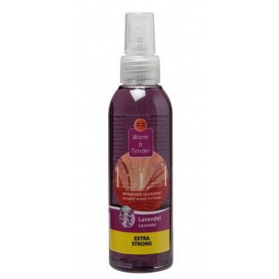 Afbeelding 2 van Warm and Tender Infraroodspray Lavendel 150 ml