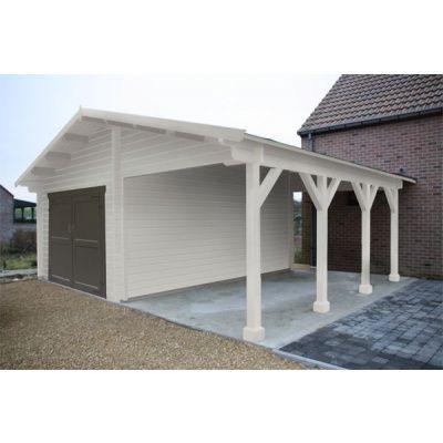 Hoofdafbeelding van Azalp Garage Vigo 661x536 cm, 60 mm