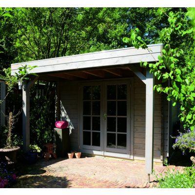 Afbeelding 10 van Azalp Blokhut, tuinhuisje of chalet op maat Duxwood