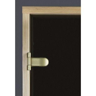 Bild 7 von Ilogreen Saunatür Trend 189x69 cm, Bronze 8 mm