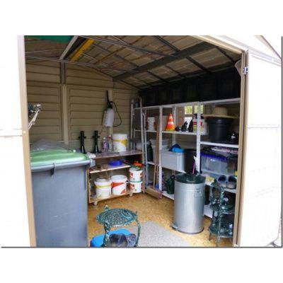 Bild 35 von Duramax Gerätehaus WoodSide 10x8