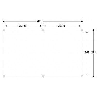 Afbeelding 6 van CarpGarant Overkapping Douglas Excellent 500x300 cm (CG137236)