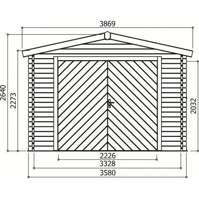 Afbeelding 2 van Solid Garage S8944