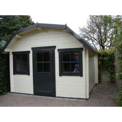 Bild 22 von Azalp Blockhaus Yorkshire 350x250 cm, 30 mm