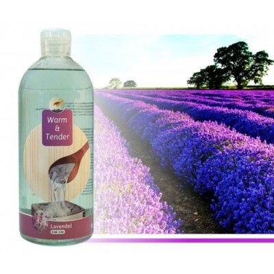 Hoofdafbeelding van Warm and Tender Concentraat Lavendel 500 ml