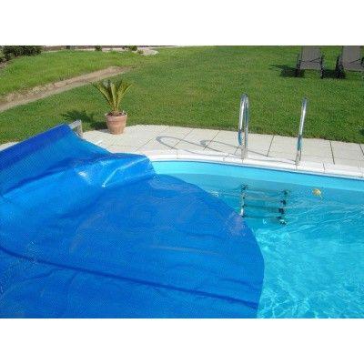Afbeelding 3 van Trend Pool zomerzeil voor Polystyreen zwembad 700 x 350 cm rechthoekig