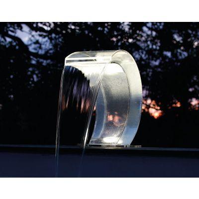 Hoofdafbeelding van Ubbink Mamba Acryl LED