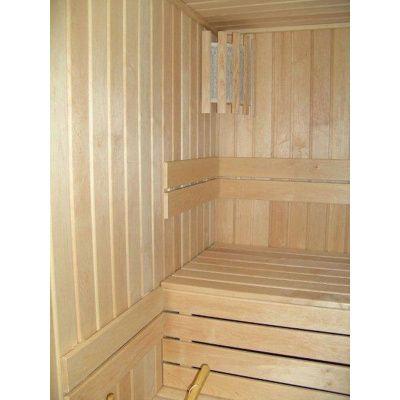 Afbeelding 2 van Azalp Sauna rugleuning Lumen, Elzen