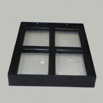 Afbeelding 3 van Azalp Stalen raam vast, 300x400 mm