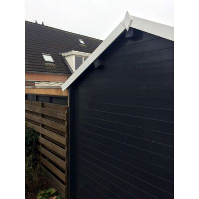 Bild 33 von Azalp Blockhaus Lynn 450x400 cm, 45 mm