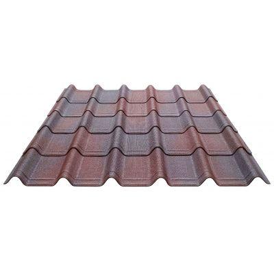 Afbeelding 10 van Onduline Onduvilla per pak 2,17 m² Zwart