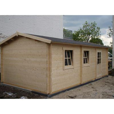 Afbeelding 7 van Azalp Garage Thijs 500x700 cm, 95 mm