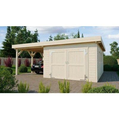Afbeelding 4 van Azalp Garage Cidro 641x550 cm, 60 mm