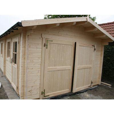 Afbeelding 9 van Azalp Garage Thijs 500x800 cm, 60 mm