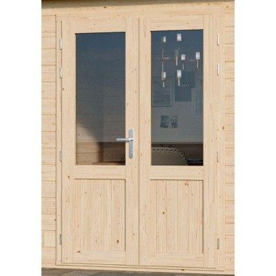 Hoofdafbeelding van Graed Dubbele deur met glas