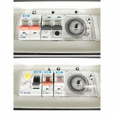 Afbeelding 8 van Ubbink Elektrische aansluitkast 230 volt