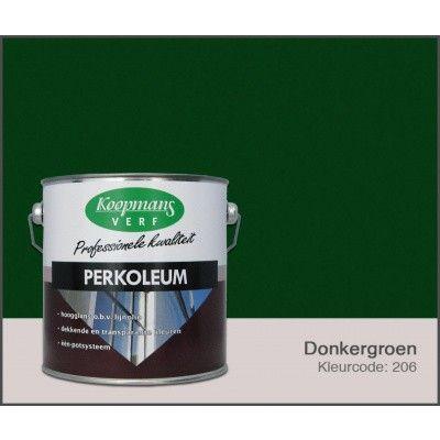 Hoofdafbeelding van Koopmans Perkoleum, Donkergroen 206, 2,5L hoogglans