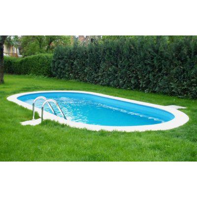 Afbeelding 12 van Trend Pool Tahiti 800 x 400 x 150 cm, liner 0,8 mm