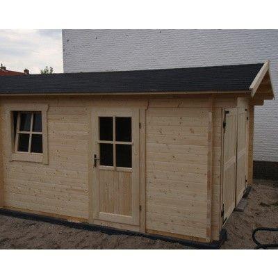Afbeelding 34 van Azalp Garage Thijs 500x800 cm, 60 mm