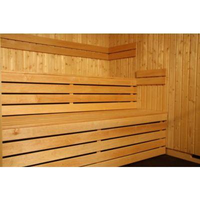 Afbeelding 26 van Azalp Sauna rugleuning Lumen, Elzen
