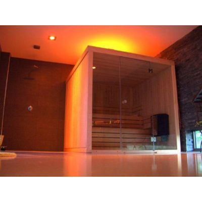 Afbeelding 36 van Azalp Lumen elementsauna 152x220 cm, vuren