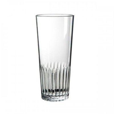 Hoofdafbeelding van HappyGlass GG512 Beer Glass Ribbel 30 cl (set van 2)