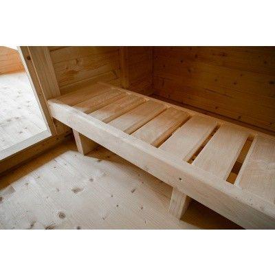Afbeelding 16 van Interflex Sauna Pod 4m