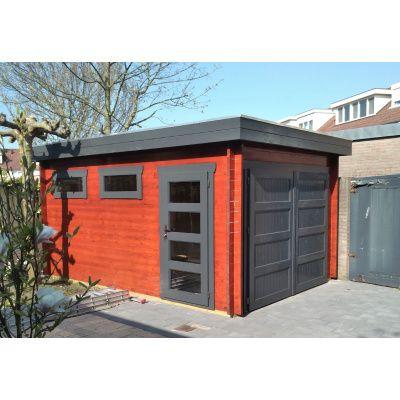Afbeelding 12 van Azalp Garage Thijs 300x500 cm, 45 mm Modern