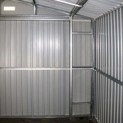 Afbeelding 13 van Duramax Garage Antraciet 1144x370 cm